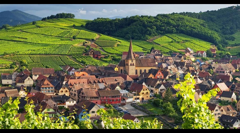 Les itinéraires de randonnée  en Alsace